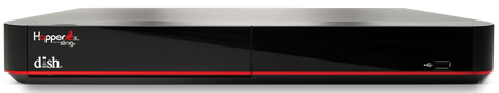 Hopper 3 HD DVR from Sentry Satellite And TV LLC in Olla, LA - A DISH Authorized Retailer